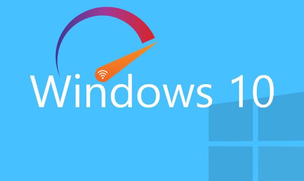 velocizza windows 10