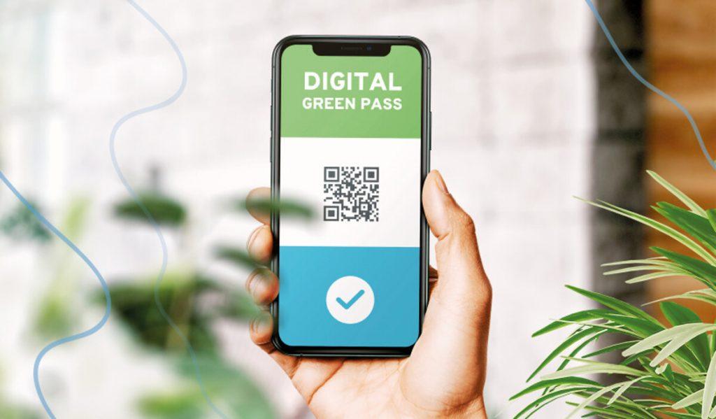green pass digitale